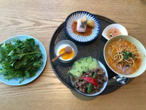 高収入チャットレディーチャットネクスト宮崎の管理人の食事